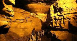 Trabzon'daki dünyanın en uzun 2. mağarası Çal Mağarası gezginleri bekliyor