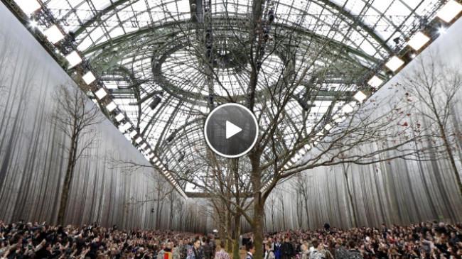 Moda Devi Chanel, Defile  için 150 Yıllık Ağaçları Kesince Tepkilerin Odağına Oturdu