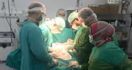ÇOMÜ Organ Nakil Merkezi'nde kısa sürede nakil şansı