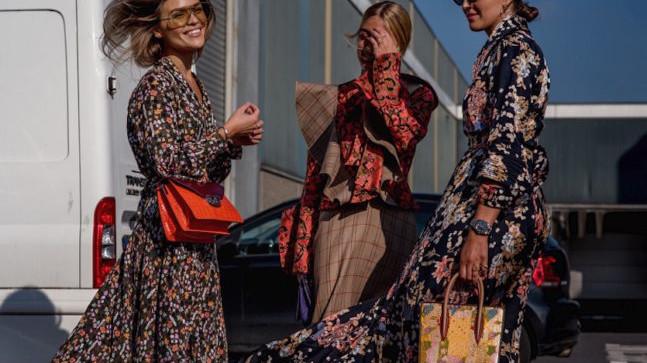 En güzel baharlık elbise modelleri