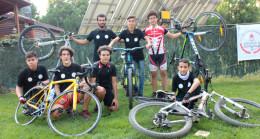 Gürsu Belediyesi Genç Bisikletçileri Destekliyor
