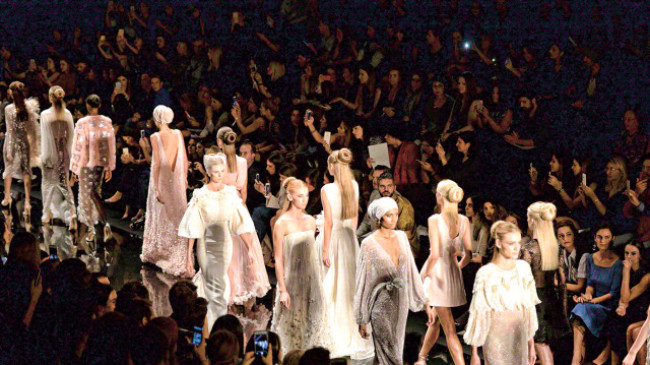 12. Sezon, Mercedes-Benz Fashion Week Istanbul Zorlu Psm'de!